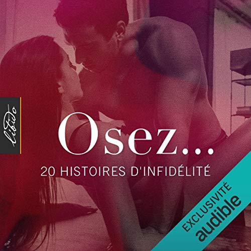 Couverture de Osez... 20 histoires d'infidélité