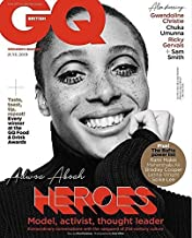 GQ UK (BRITISH) JUNE 2019 HEROES ISSUE - new copies exclusively available from magazines and more