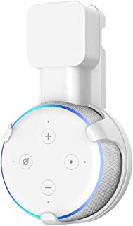 Soporte para Dot (3.ª generación) Cozycase gestión de Cables incorporada sin Tornillos Estuche Compacto en cocinas baño...