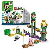 Parfaits pour jouer seul ou organiser des compétitions en famille, ce pack de démarrage LEGO Mario fait entrer Luigi dans le monde réel LEGO Luigi est doté de capteurs de couleur et un écran LCD qui lui permettent de réagir au mouvement et aux brique...
