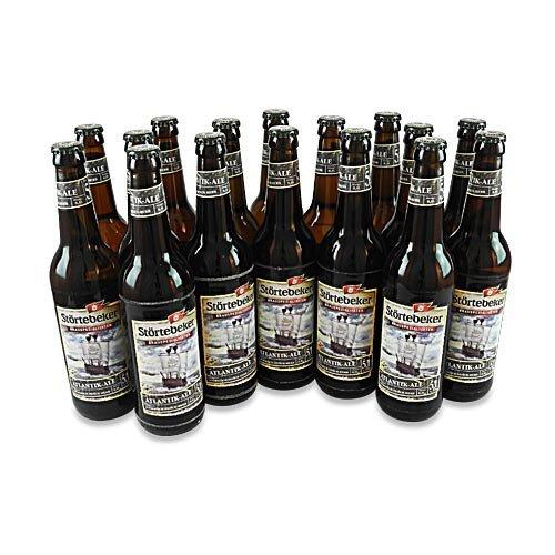 Störtebeker Atlantik Ale (16 Flaschen à 0,5 l / 5,1% vol.)