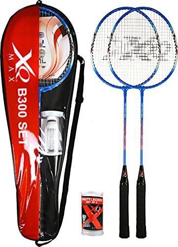 XQ Max B300 Set de 2 raquettes de badminton