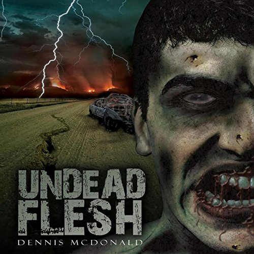 Undead Flesh audiobook cover art
