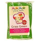 FunCakes mandelhaltige Zuckermasse Grass Green, 1er Pack (1 x 250g)