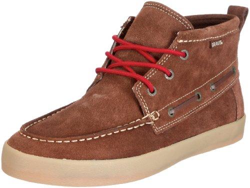 GRAVIS Herren YACHTMASTER MID MNS Sneaker, Braun/BISON, 44.5 EU