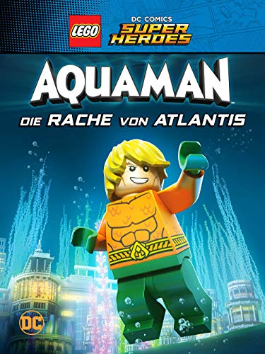 LEGO DC Comics Super Heroes: Aquaman: Rage of Atlantis [dt./OV]