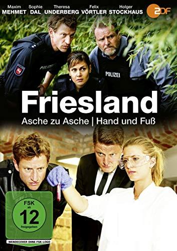 Friesland - Asche zu Asche / Hand und Fuß