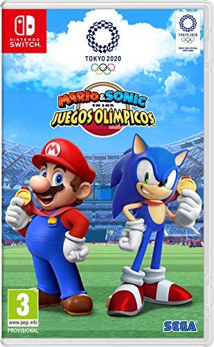 Mario & Sonic en las Olimpiadas de Tokyo...