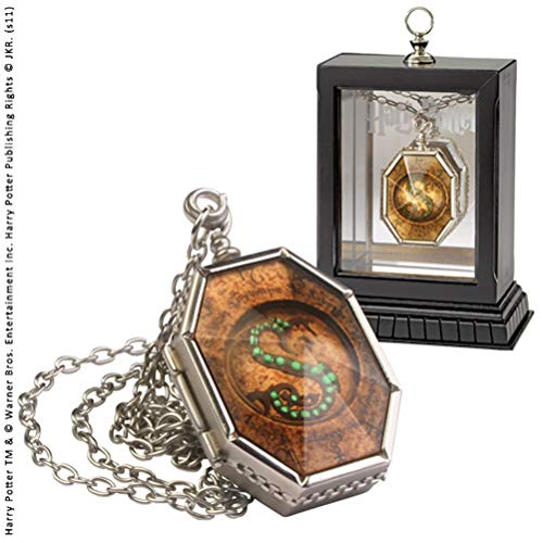 The Noble CollectionDas Horcrux Medaillon. Harry Potter Edle Sammlung