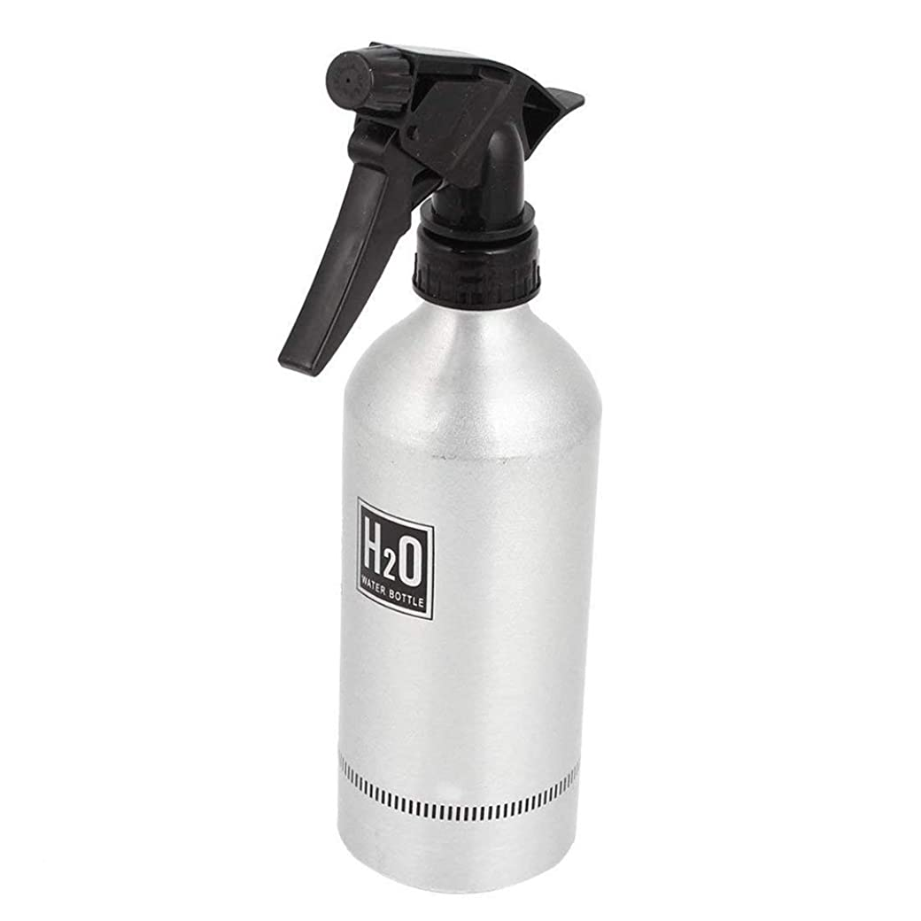 からかうアジア人バッフルOnior アルミ スプレー缶 水髪器 スプレー スプレーボトル 美容ツール サロン 理髪師 美容師 清潔 クリーニング 500ミリリットル