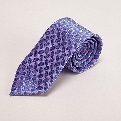 ZBPD Herren Hochzeits Krawatte Business Krawatte Polyester Krawatte,L,145 * 8 * 3.5CM