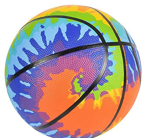 Purchase DollarItemDirect 9.5 inches Tie Dye Regulation Basketball, Case of 25