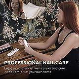 Zoom IMG-2 homedics set per manicure pedicure