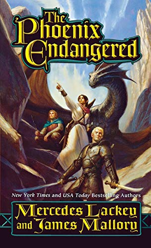 Phoenix Endangered: Book Two of the Enduring Flame: 2