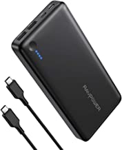 USB C Power Bank RAVPower 26800mAh PD Portable Charger (Fast Recharged In 4.5 Hours..
