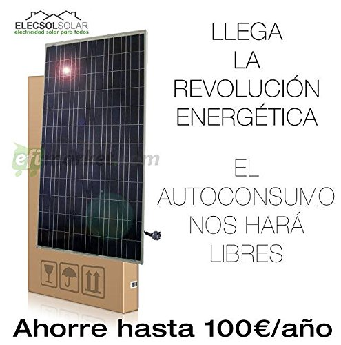 Kit Solar Autoconsumo ELECSOL SIRIO básico 250W sin cable