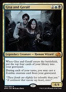 Magic: the Gathering - Gisa and Geralf (183/205) - Eldritch Moon