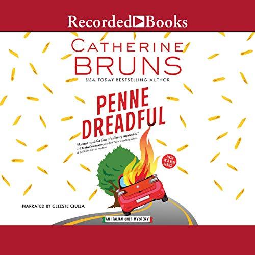 Penne Dreadful audiobook cover art