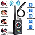 Anti Spy Detector & Camera Finder RF Signal Detector GPS Bug Detector Hidden Camera Detector for GSM Tracking Device GPS Radar Radio Frequency DetectorKardia Mobile ECG for Apple & Android Devices