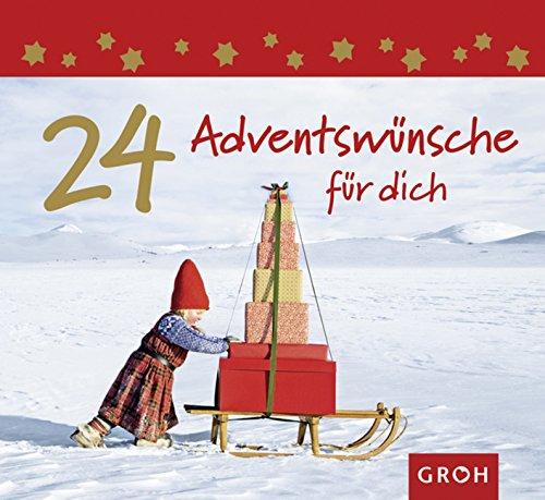 24 Adventswünsche für dich