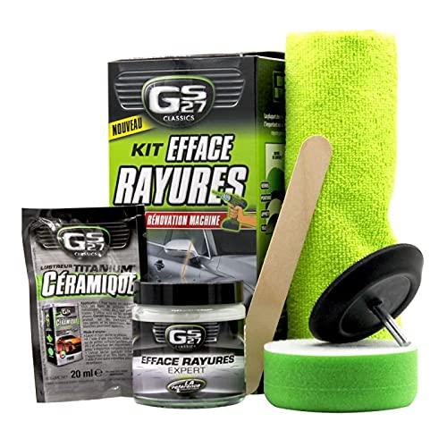 Kit Efface Rayures Machine GS27