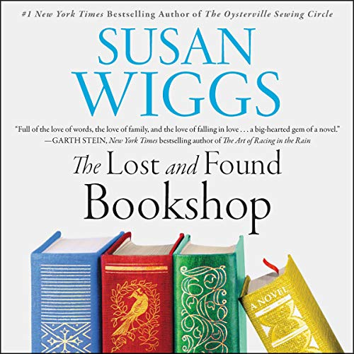 The Lost and Found Bookshop cover art