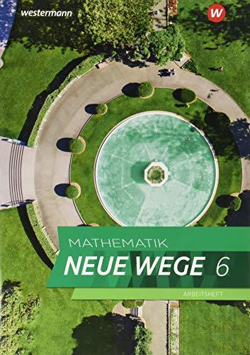 Mathematik Neue Wege SI - Ausgabe 2019 für Nordrhein-Westfalen und Schleswig-Holstein G9: Arbeitsheft 6 mit Lösungen