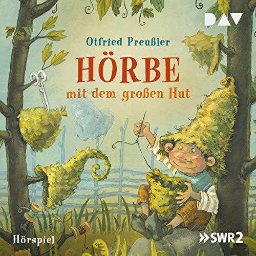 Hörbe mit dem großen Hut audiobook cover art