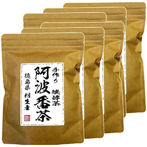 【国産100%】阿波番茶(阿波晩茶) 7g×12パック×6袋セット ティーパック 徳島県産 巣鴨のお茶屋さん 山年園