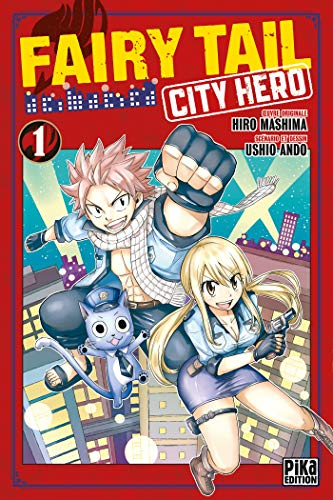 Fairy Tail - City Hero Edition simple Tome 1
