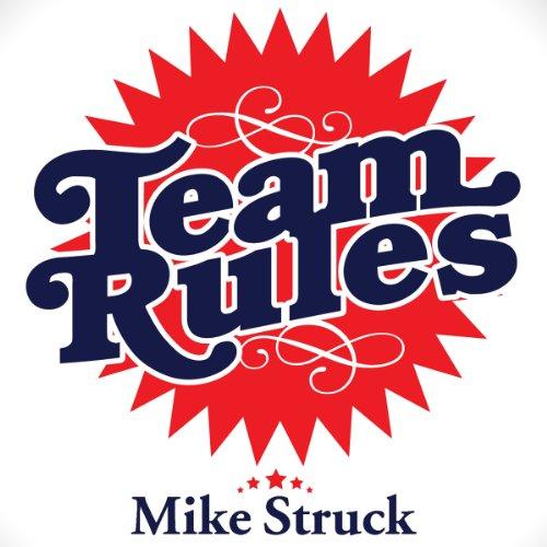 Team Rules audiobook cover art