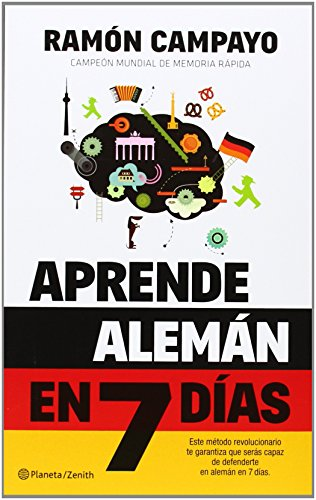 Aprende alemán en 7 días (Autoayuda y superación)