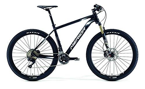Merida Big.Seven 900 27, 5 Zoll Mountainbike Schwarz (2016), 43