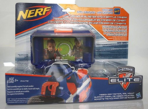 Nerf N-Strike Elite Battle App Tactical Rail Mount Accessory