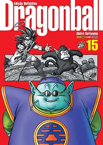 Dragon Ball Edição Definitiva Vol. 15