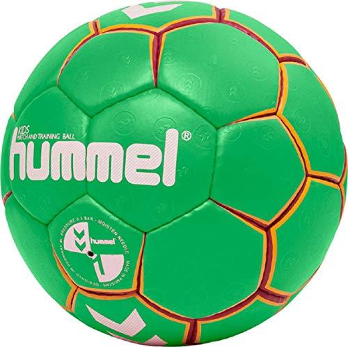 Hummel Unisex Kinder HMLKIDS-Handball, Grün/Gelb, 0