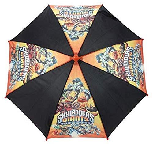 Skylanders Giants – Parapluie Enfant Noir (Import UK)
