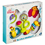 Betoys - 138160 - Puriculture Coffret 6 Hochets