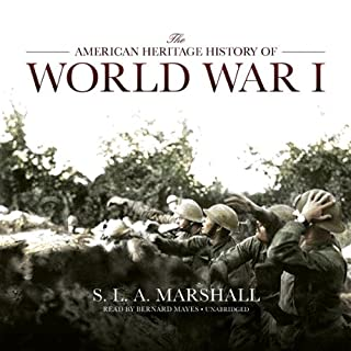 The American Heritage History of World War I cover art