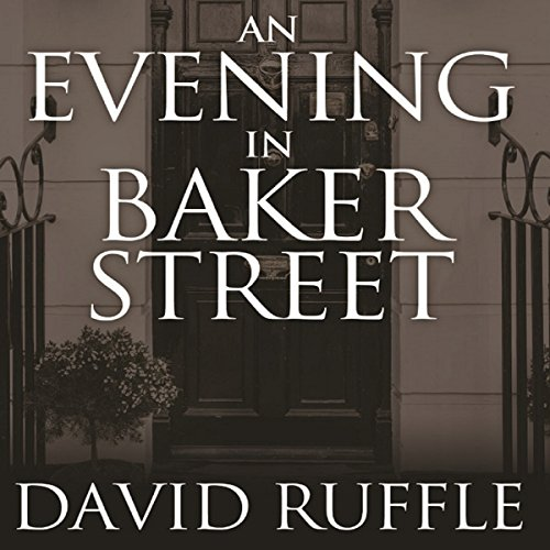 Holmes and Watson: An Evening in Baker Street audiobook cover art