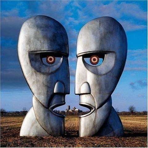 Pink Floyd - The Division Bell - Album Rare - 30,5 x 45,7 cm