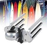 ZPCSAWA La Torre del Estante/Soporte/Barco de Wakeboard Tiene Capacidad para 2 Tablas de Wakeboard, Fácil Montaje, Puede Resistir Los Factores Más Duros del Océano