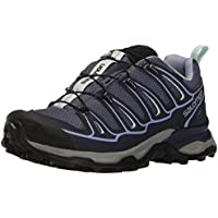 Salomon X Ultra 2 GTX W, Zapatillas de Deporte Exterior para Mujer, Azul (Crown Blue/Evening Blue/Easter Egg), 38 2/3 EU