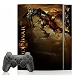 God of War 3 III Game Skin for Sony Playstation 3 Console