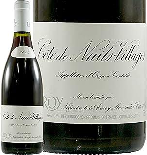 2013 コート ド ニュイ ヴィラージュ ルージュ メゾン ルロワ 蔵出し 正規品 赤ワイン 辛口 750ml Maison Leroy Cote de Nuits Villages Rouge