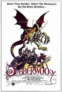 Jabberwocky Movie Poster (27 x 40 Inches - 69cm x 102cm) (1977) Style B -(Michael Palin)(Eric Idle)(Max Wall)(Deborah Fallender)(Terry Jones)(John Le Mesurier)