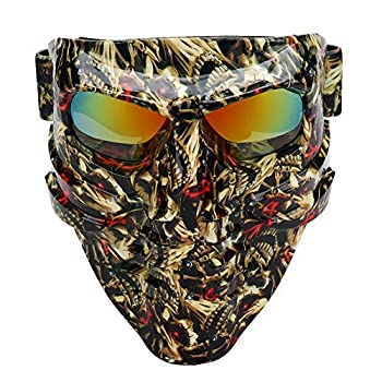 bicycle helmet eye shield