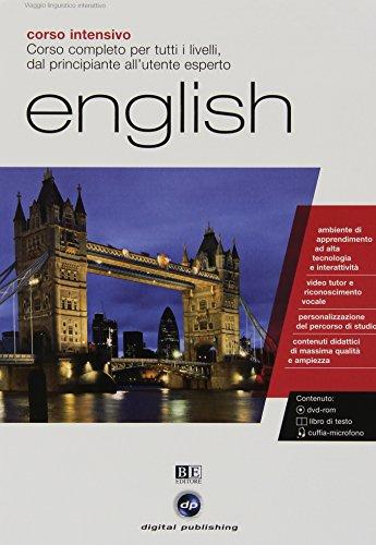 English. Corso completo per tutti i livelli. Corso intensivo. CD Audio e CD-ROM