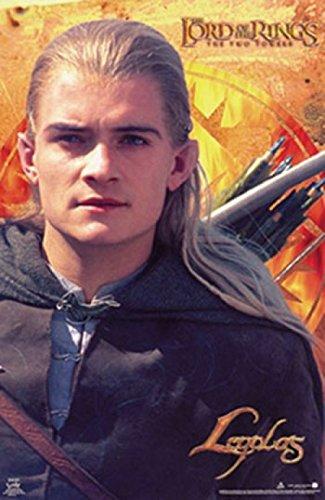 Lord of The Rings - Legolas Poster Drucken (60,96 x 91,44 cm)