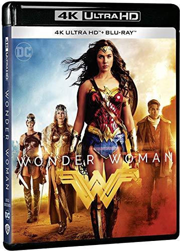 Wonder Woman 4k Uhd [Blu-ray]